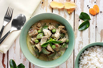 CT Thai Green Curry